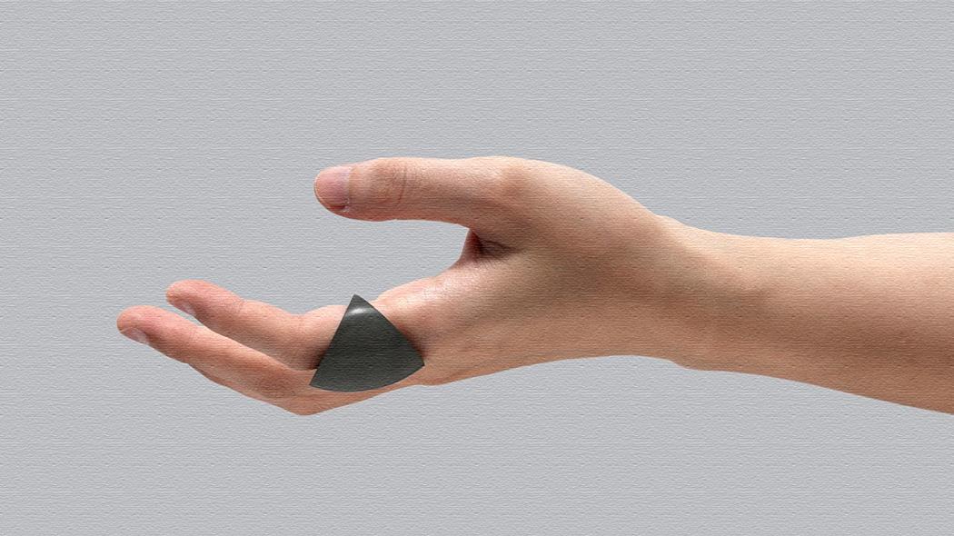 コンクリートで作られた指輪!美しいフォルムのハイドリング