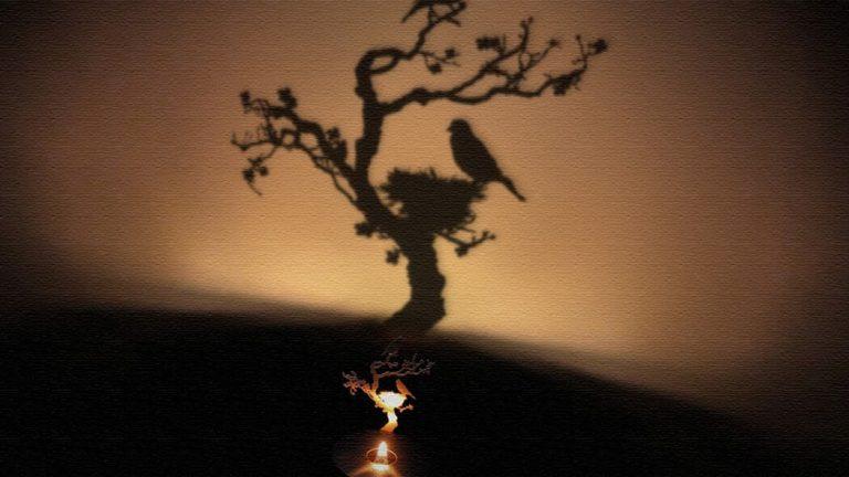 これはおしゃれ!ステンレス製オイルランプ投影機「Lumen(ルーメン)」