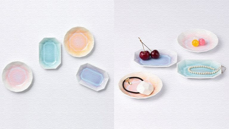 結婚・引っ越し祝いに!宝石のような豆皿セットArita Jewel Mix
