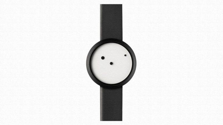 誕生日プレゼントに!ドッドで宇宙を表現したミニマルな時計Ora Lattea