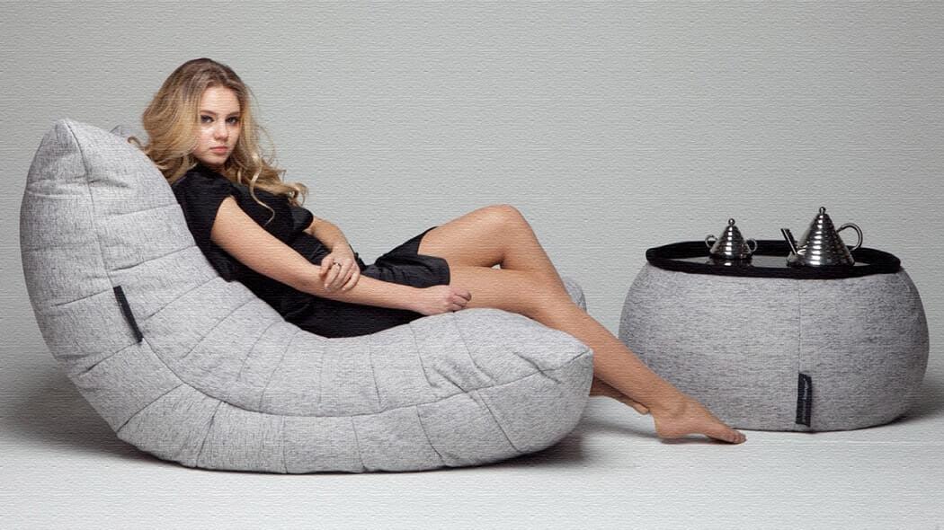 一人がけに特化した極上のソファ|Acoustic Sofa(アクスティックソファ)