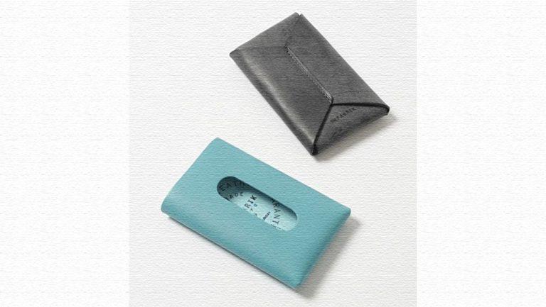 革製名刺・カードケース|FABRIK CARD CASE 10/20