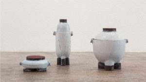 Pots|イギリス発デザインのミルク色釉薬が美しいポット