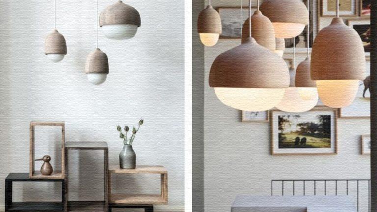 どんぐりモチーフの素敵ランプ|Terho Lamp(ターホランプ)