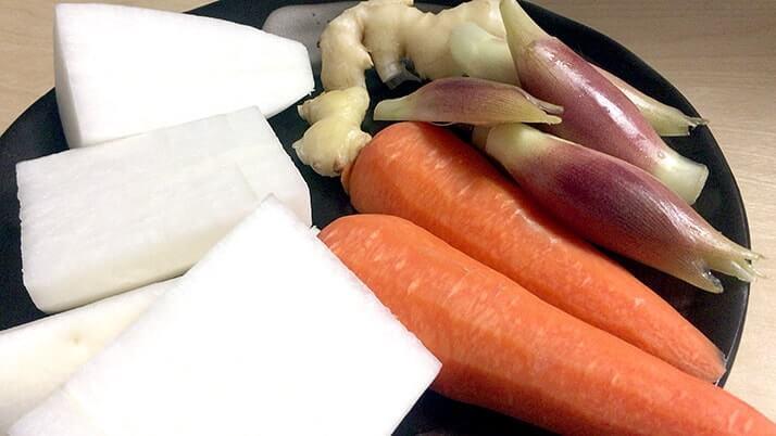 簡単でおいしい!天然酵母国産熟成ぬか床キットでぬか漬作り!