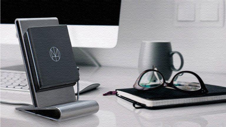 スマートフォンを簡単ワイヤレス充電|CoreStand WIreless Charger 【コアスタンドワイヤレスチャージャー】(QI)